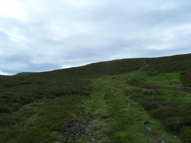 Mullachdubh Track