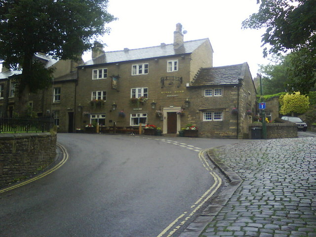 Bulls Head, Old Glossop