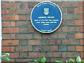 Photo of Blue plaque № 30496