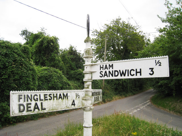Ham Sandwich sign