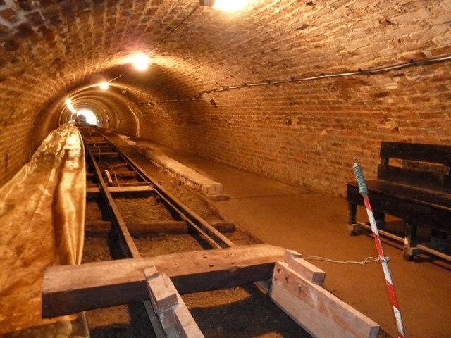 Cleveland Ironstone Mining Experience