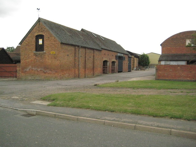 College Farm, Lower Quinton