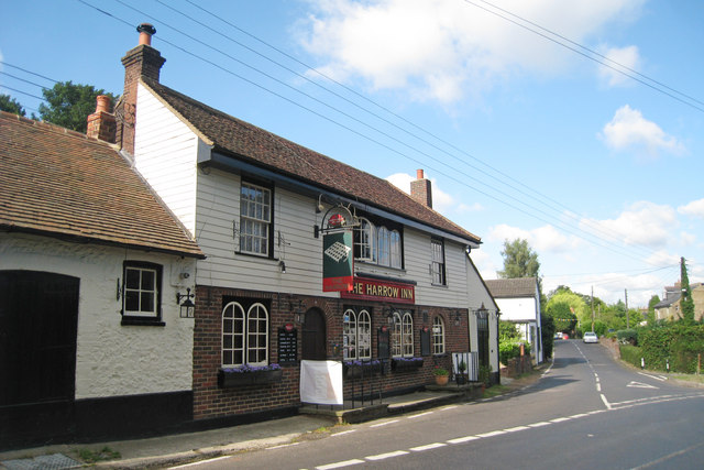 The Harrow, Knockholt Pound