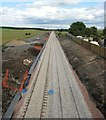 NS8567 : Airdrie to Bathgate Railway (under construction) by Texas Radio and The Big Beat