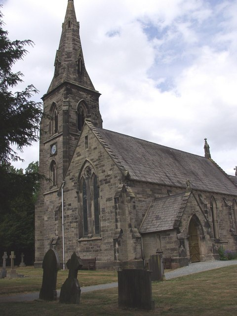 St Saviour's Church, Aston-by-Stone