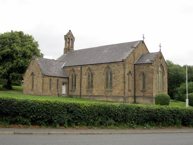 Holy Saviour Church, Sugley, Lemington