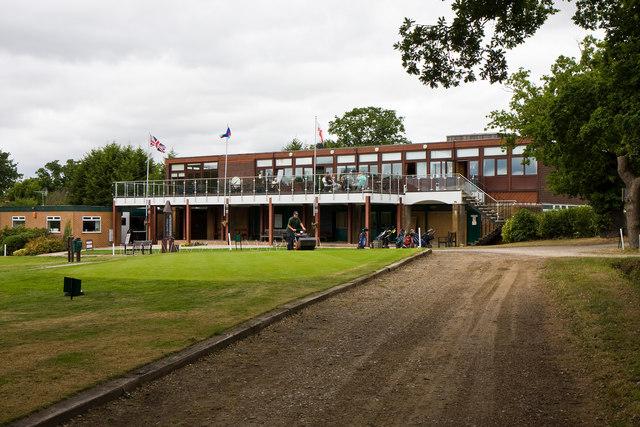 Crews Hill Golf Course Martin Addison Cc By Sa 2 0