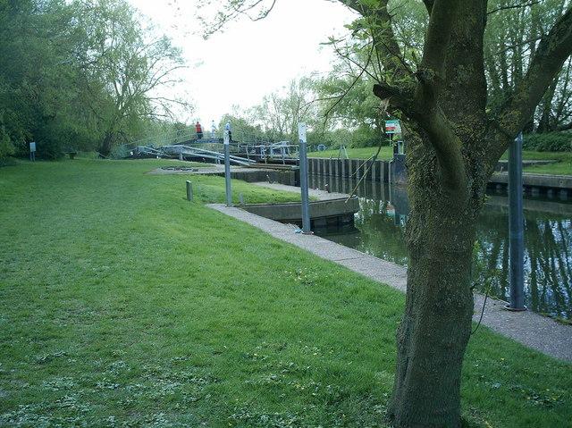 Weir Brake lock