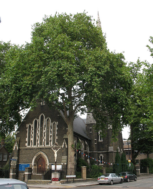 Christ Church and St John, Poplar