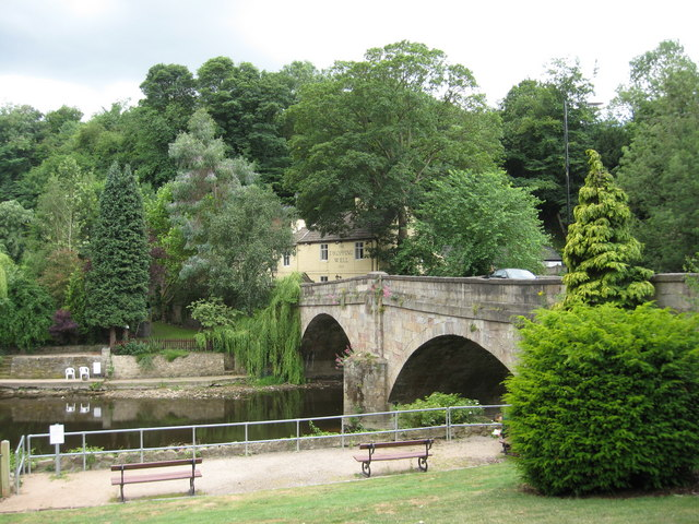 Low Bridge, Knaresborough