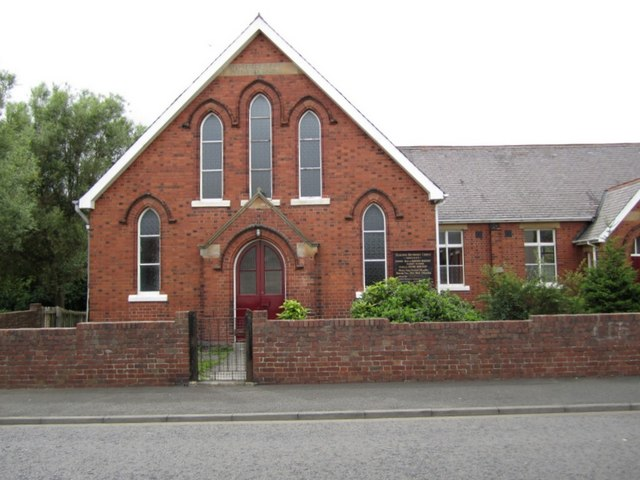 Blucher Methodist Church
