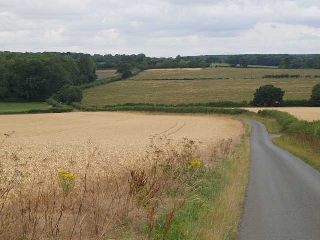 Countryside near Potsgrove