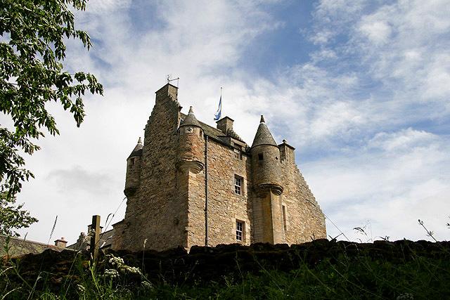 Ferniehirst Castle