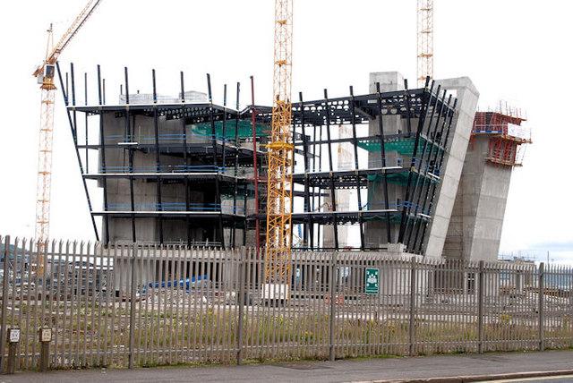 The Titanic Signature Project, Belfast (4)