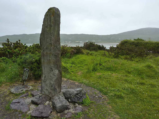 Ogham Stone, Derrynane