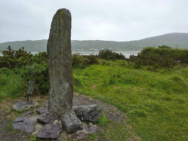 Ogham Stone, Derrynane