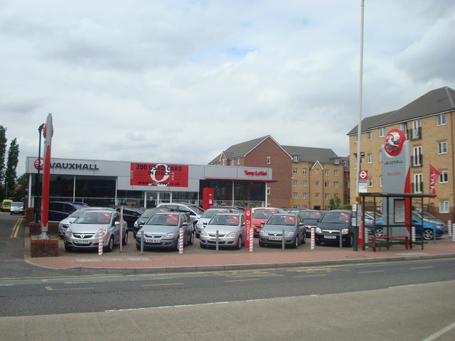 Evans Car Dealership