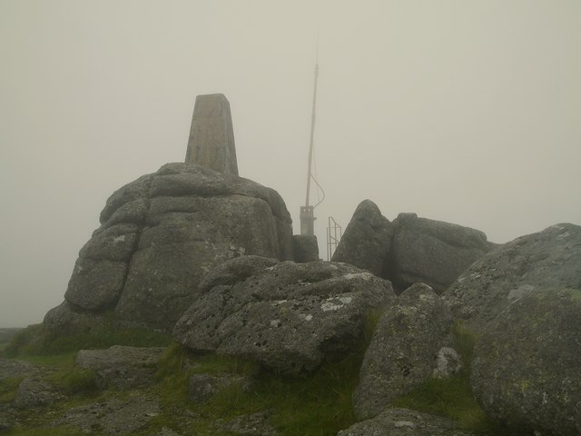 Yes Tor in the mist