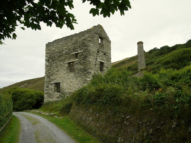 Blue Hills Tin Mine