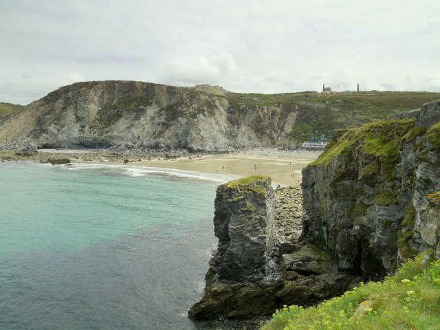 Trevaunance Cove, Cornwall