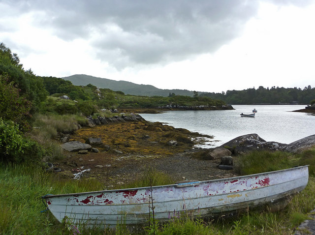 Bay at Inchintaggart