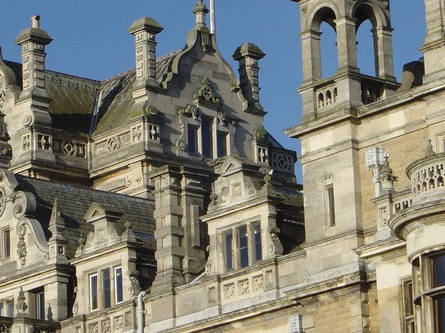 Thoresby Hall