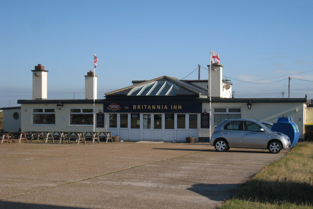 Britannia Inn, Dungeness
