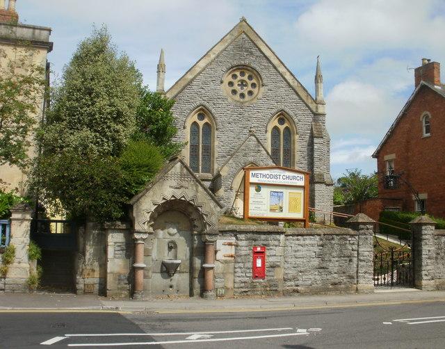 Glastonbury Methodist Church