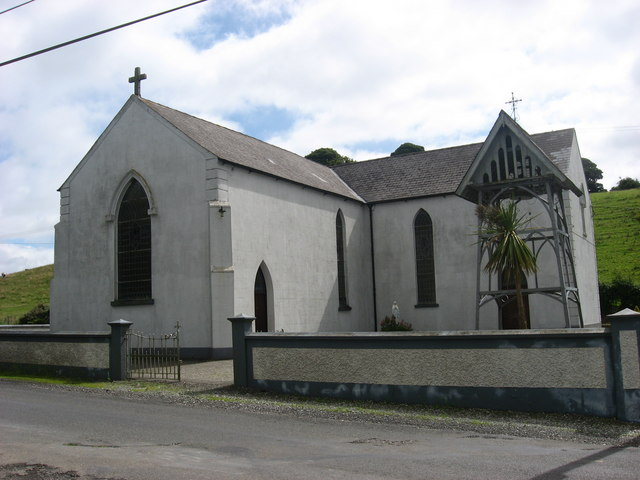 Church of St. Brigid, Grangegeeth