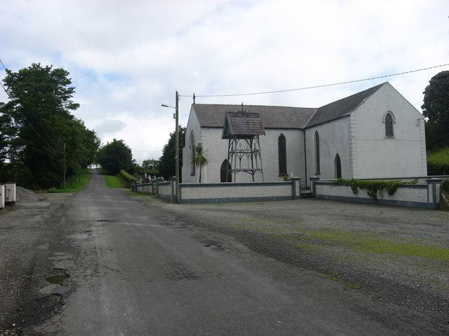 Church at Grangegeeth, Co. Meath