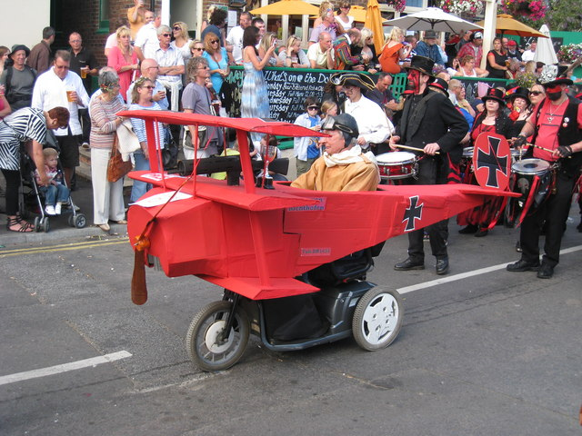 Float At Old Town Carnival 2010 169 Oast House Archive Cc By