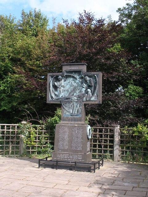 War Memorial, Saltburn