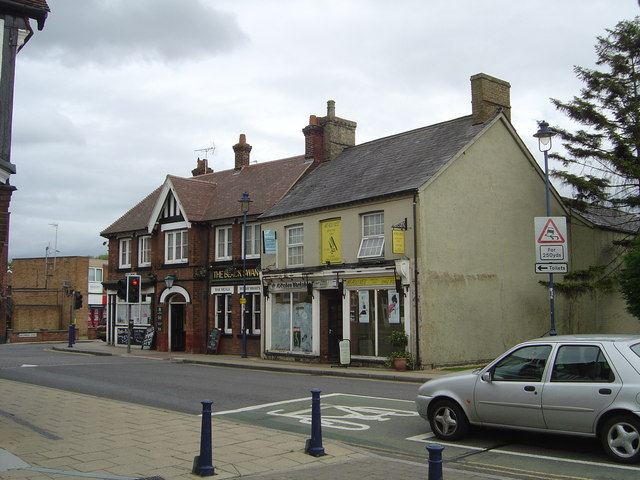 The Black Swan, Shefford