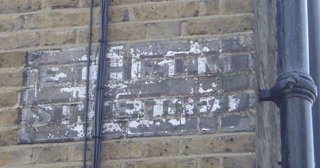 Ethelm Street sign
