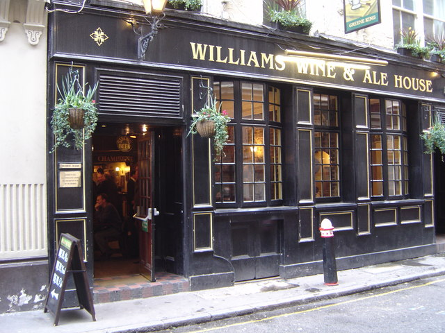 Williams Ale and Wine Bar
