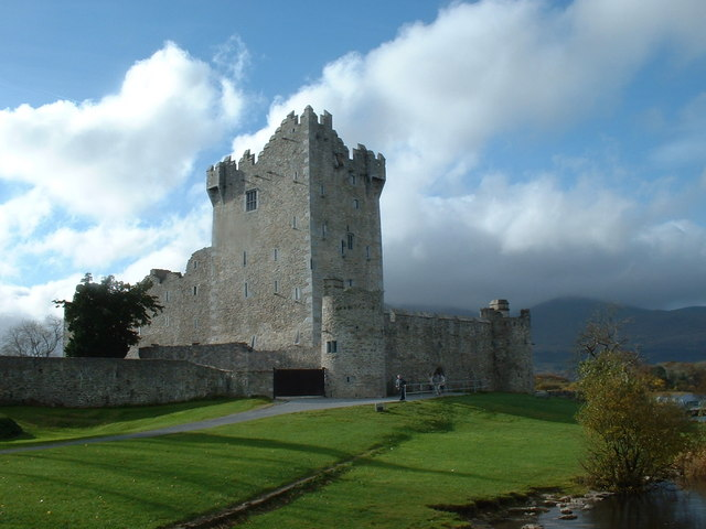 ross castle irland