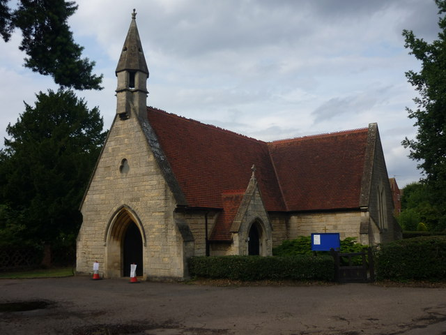 St Luke's Church, Hatfield
