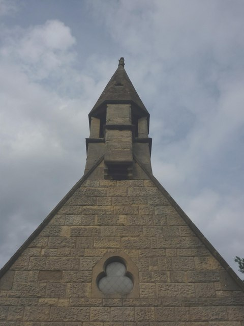 Bell turret, St Luke's Church, Hatfield