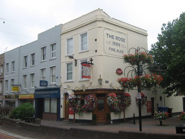 The Rose Inn, Herne Bay