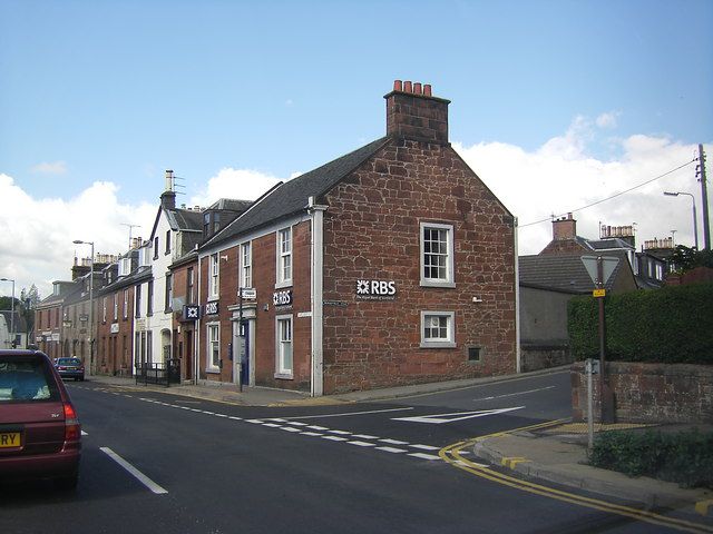Royal Bank of Scotland, Mauchline