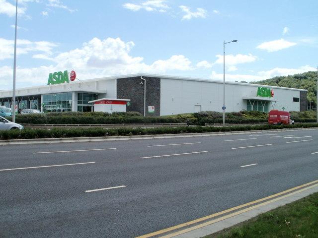 Contact Capital One >> Asda, Capital Retail Park, Cardiff © Jaggery cc-by-sa/2.0 :: Geograph Britain and Ireland