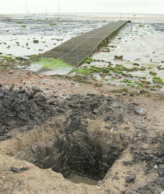 Archaeological dig at Hightown