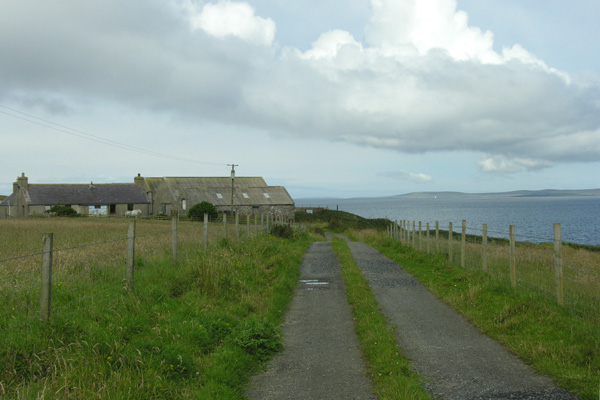 Shapinsay, Farm of Garth