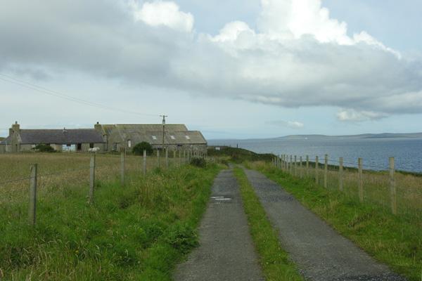Shapinsay, Farm of Garth