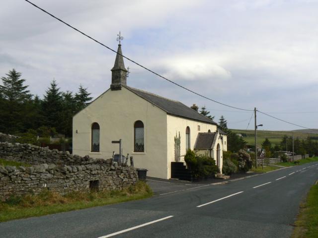 Old Primitive Methodist Chapel, Lanehead