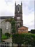 T1586 : Ballinatone Church erected 1834, Ballinaclash Parish by Peggy Ashby
