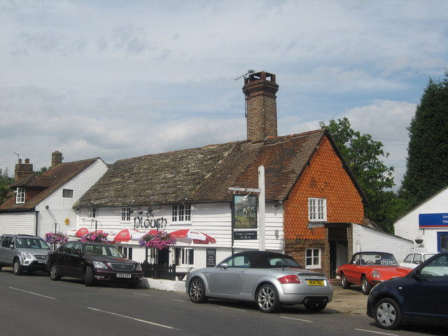 The Plough at Rusper