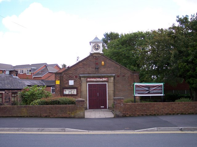 Eccleston Village Hall, Kiln Lane