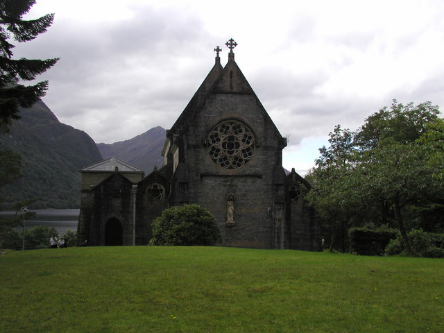 Church at Glenfinnan