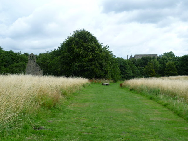 Kinneil House and Church